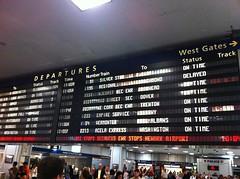 日, 2013-06-09 10:04 - マイアミ行きの電車 Silver Star