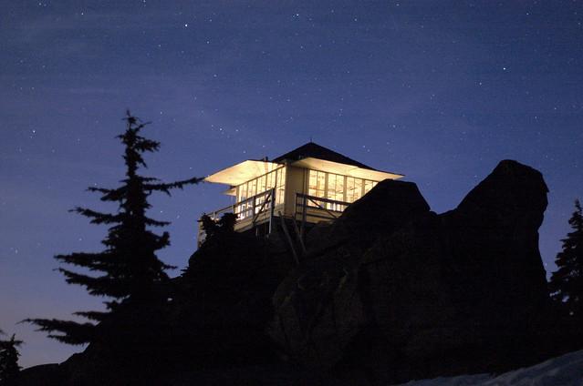 Mount Pilchuck Fire Lookout