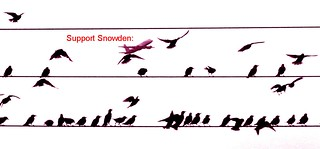 Support Snowden | by Didi van Frits