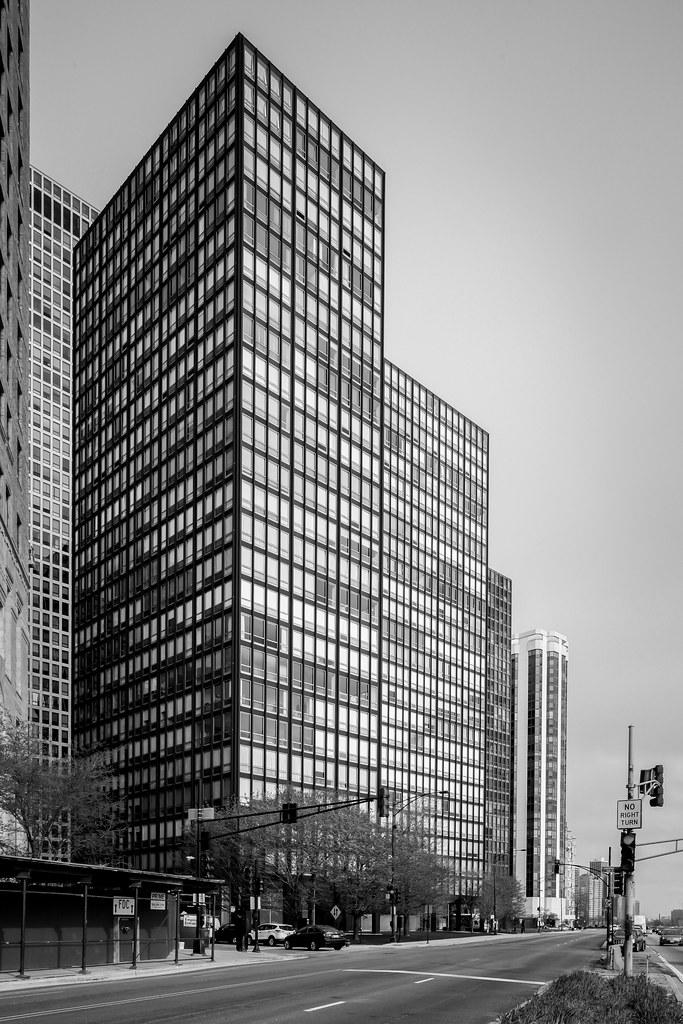 860 880 Lake Shore Drive Chicago Mies Van Der Rohe Flickr
