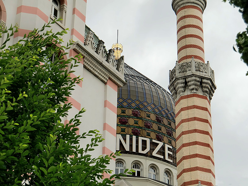 The Yenidze, Dresden (2)