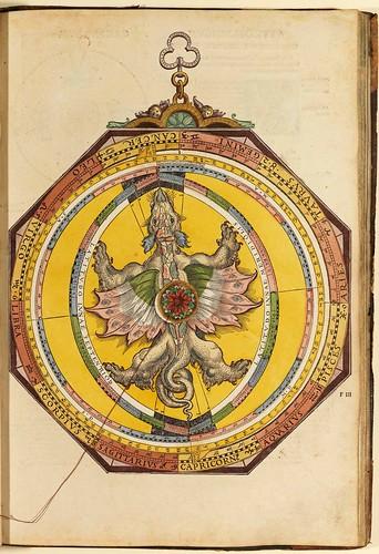 006-Astronomicum Caesareum-1540- Petrus Apianus -Staatsblibliothek Bamberg | by ayacata7