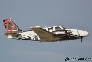 Raytheon Beechcraft 58 Baron - PP-AYG
