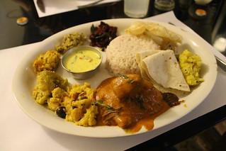 Fish masala at Fusion Bay. Really tasty. | by ironypoisoning