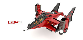 Firebat II - H | by Nathan Guice: Industrial Designer