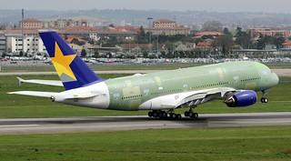 Take-off msn162 F-WWSL 2/4/2014 | by A380_TLS_A350