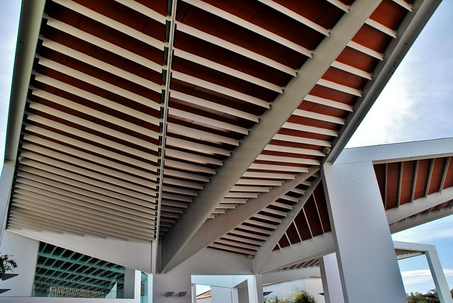 26 150308 Bodegas Real Valdepeñas Umbráculo Paredes Pedrosa arquitectos 2007. 30322