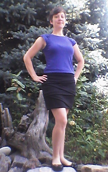 Jade skirt by mahlicadesigns