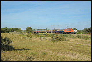 01-08-2015, Overveen, LC 9903 + Gay Express + LC 189 099 | by Koen vd Lee