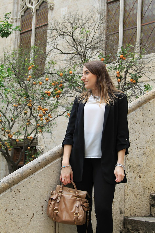 Come indossare il blazer lungo