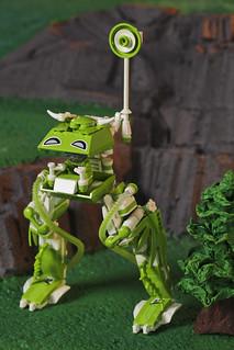 R.R.R. - Robo Reptile Ranger