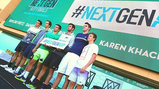NextGen ATP players | by tennis buzz