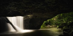 Natural Bridge, Springbrook.