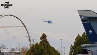 Eurocopter AS-350 B-3 Ecureuil de la Policia de Investigaciones PDI