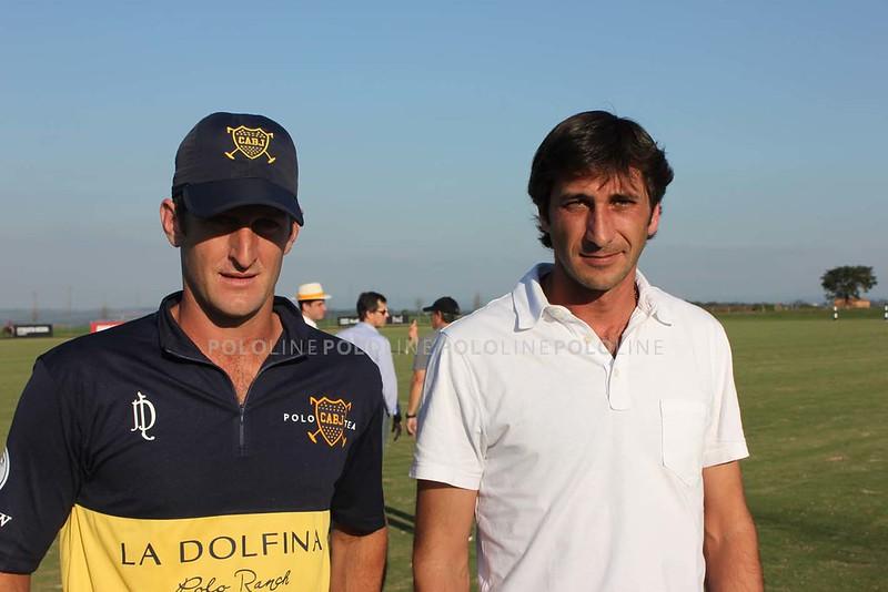 Agustin Garcia Grossi and Nacho Novillo Astrada