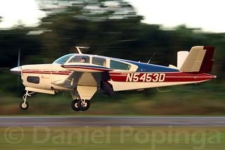 N5453D - Beechcraft H35 Bonanza