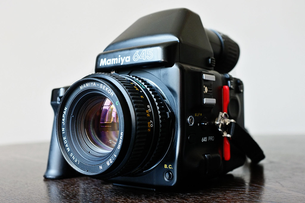 Mamiya 645 Pro SV | Wil and Lil | Flickr