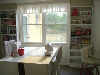SEWING ROOM MAKE-OVER 2013 | by turkeyfeathers