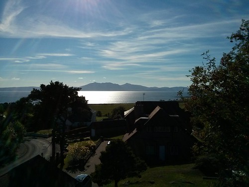 Out towards Arran | by sprockrs