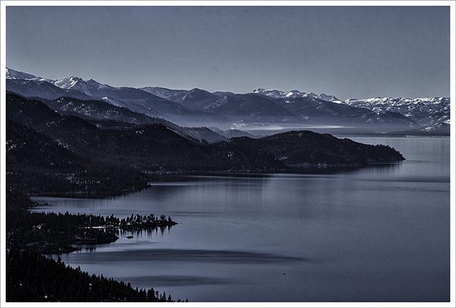 Lake Tahoe Mood