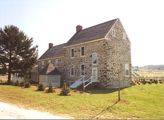 Photo of historic Gittings Baldwin House