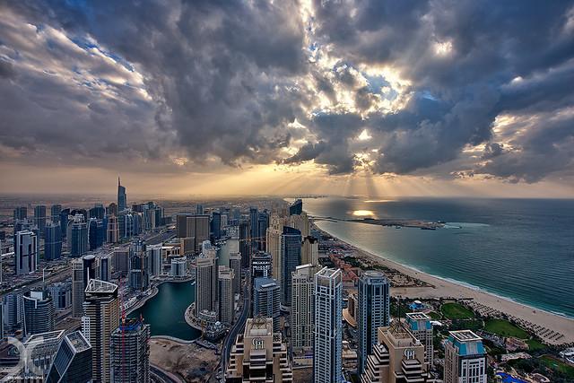 Dubai - A Rare Moment