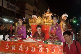 2013-11-17 Thailand Day 10, Chiang Mai Yee Peng Festival 2013   by Qsimple, Memories For The Future Photography