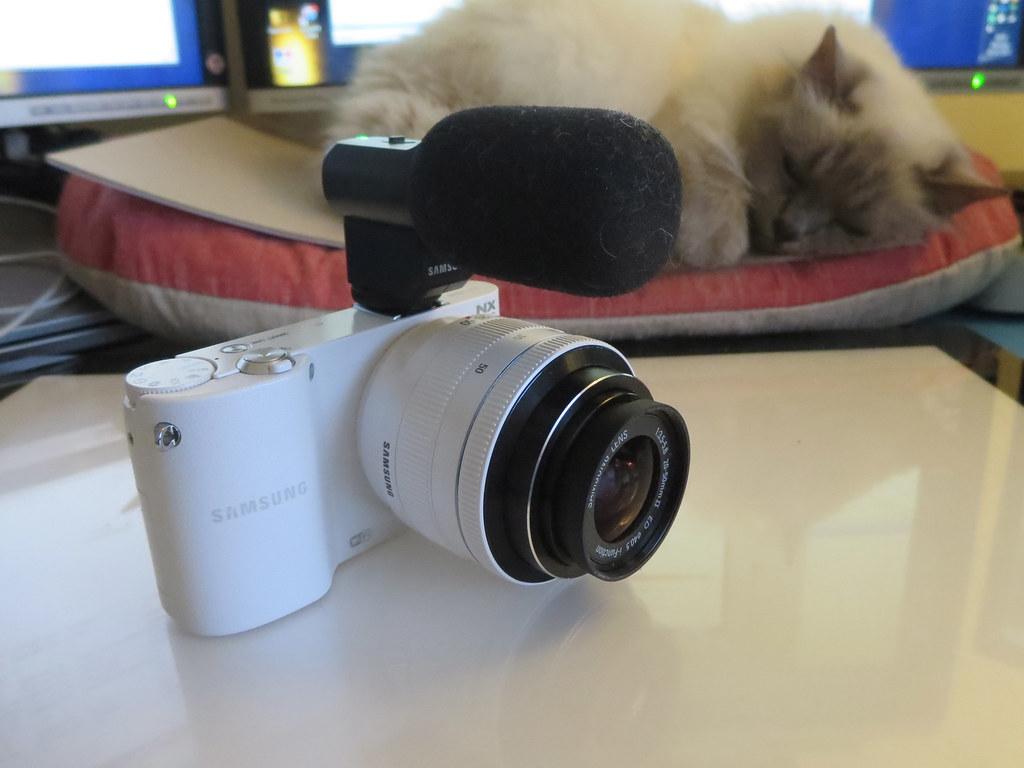 kit camera samsung