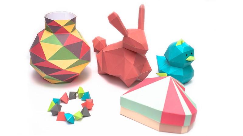 Mookeep.com Papercraft & Origami – February 2014 001
