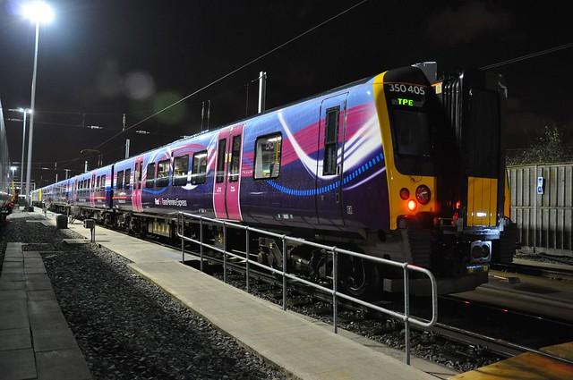 Transpennine Class 350/4, 350405