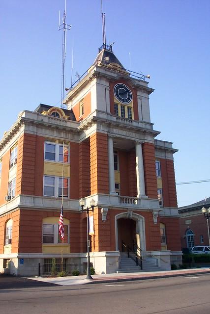 Geneva NY ~ City Hall ~ Historic Building