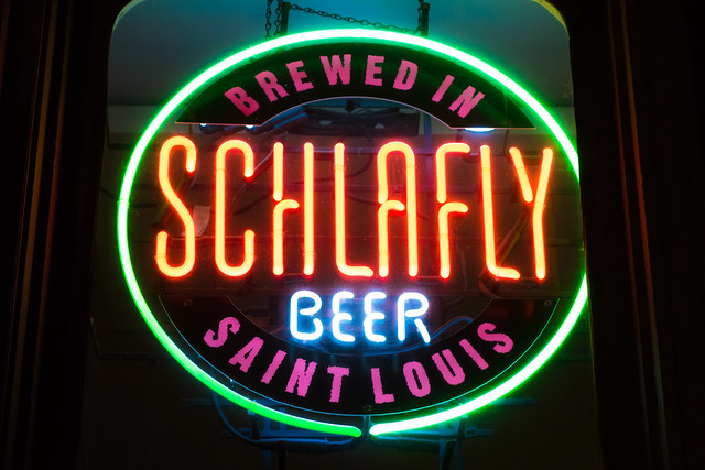 Brewed In Saint Louis