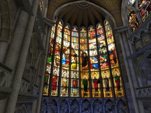 Love, Henry -Stain Glass Mass | by mromani50