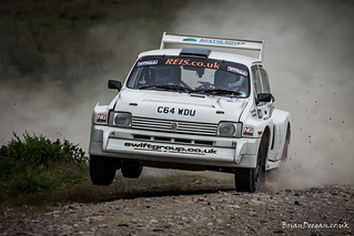 MG Metro 6R4 | by Deego