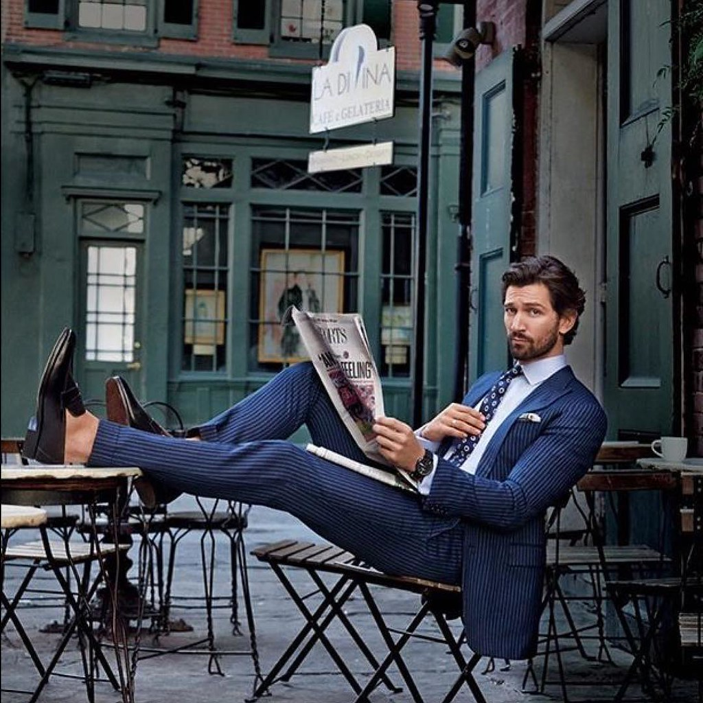 e3bc1411188 The sock-less look Wednesday Wisdom  Penny Loafers are making a strong  comeback! The sock-less look