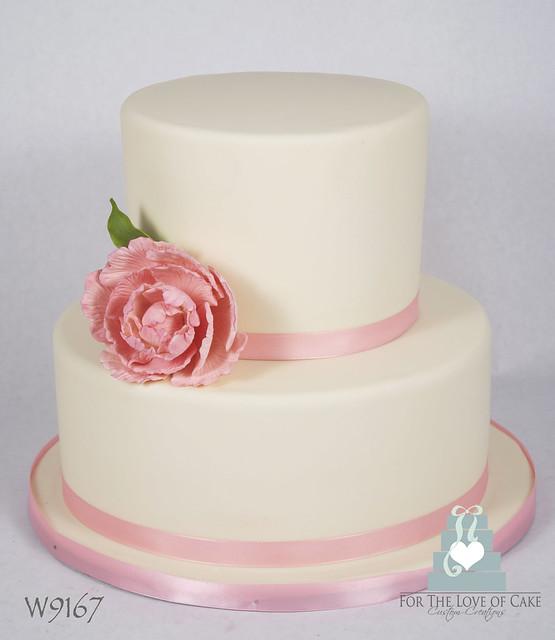 W9167-2-tier-peony-wedding-cake-toronto