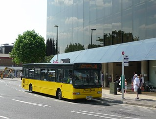30 to Basingstoke | by Surrey Buses