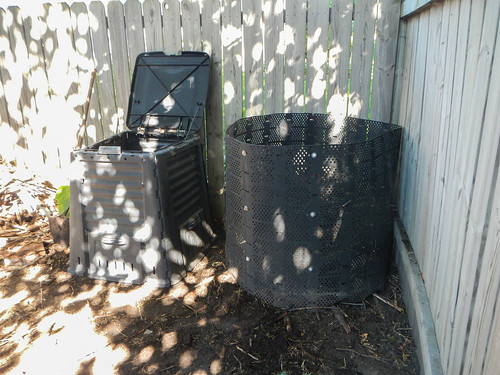 Expanding the Compost Bin | by EverydayUrbanGardener