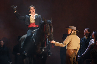 Kyle Ketelsen as Escamillo in Carmen © ROH / Catherine Ashmore 2008   by Royal Opera House Covent Garden