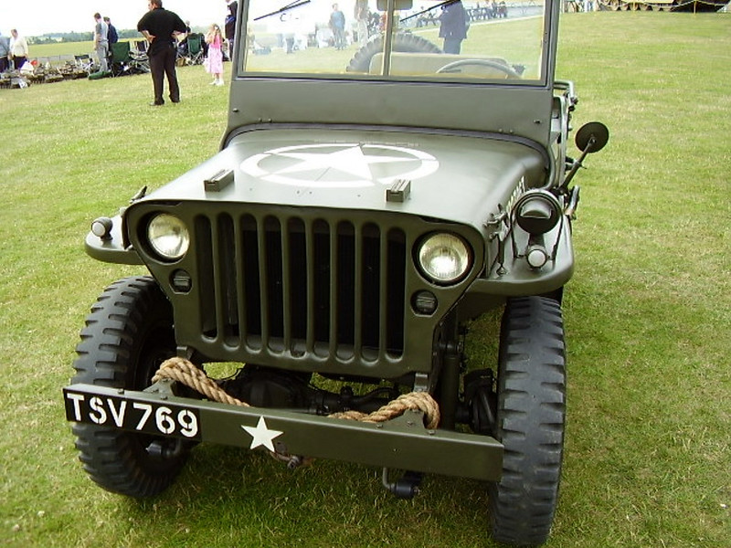 Willys Jeeps (1)