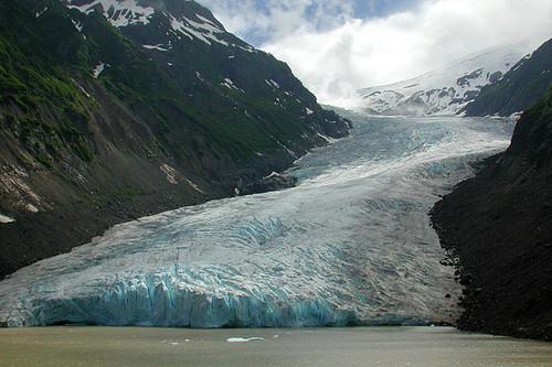 Bear Glacier, Stewart, Northern British Columbia, Canada