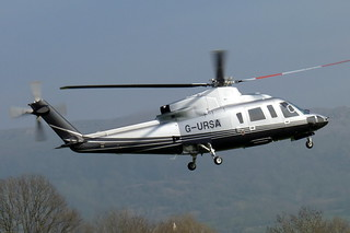 Sikorsky S-76 G-URSA