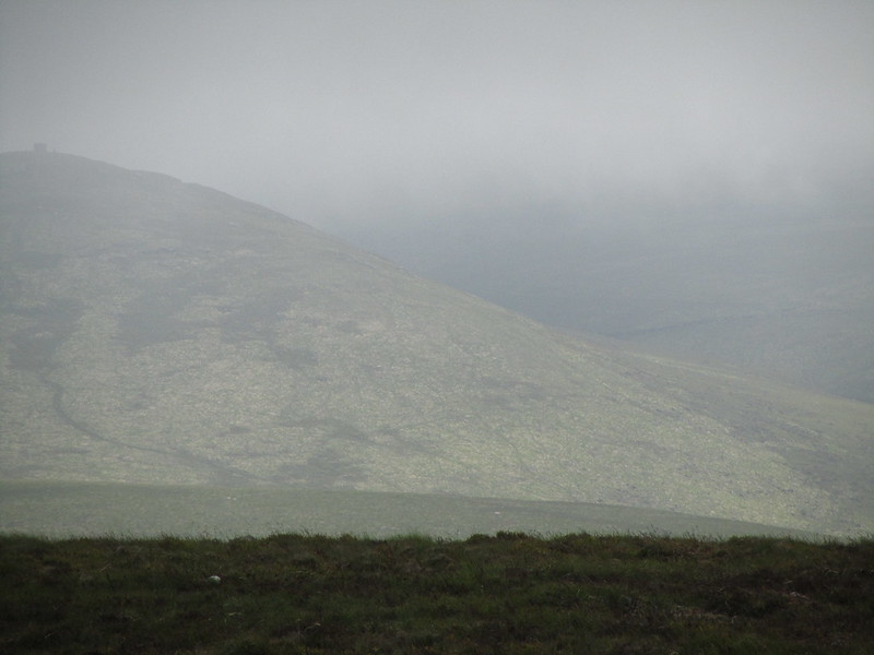 Flank of Steeperton in the cloud