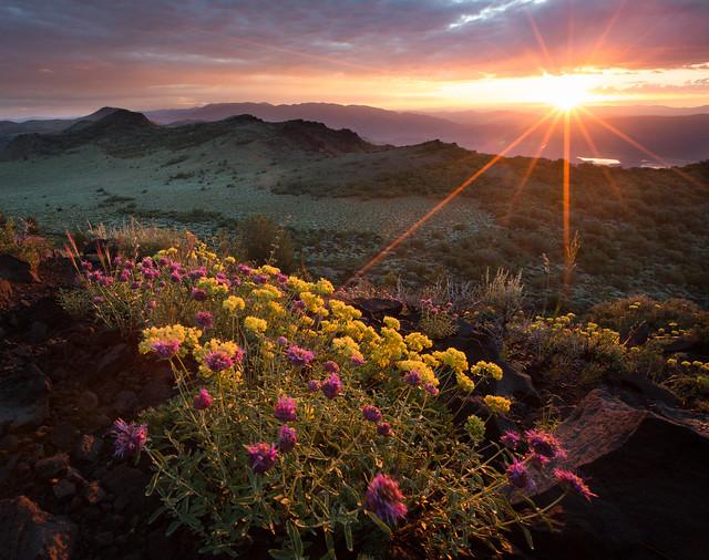 My Public Lands Roadtrip: Nevada Views from Slinkard Wilderness Study Area