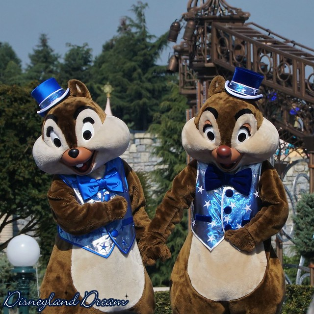 Tic et Tac - Chip and Dale