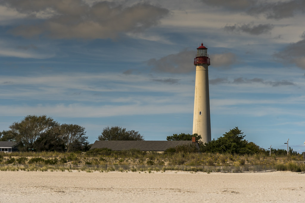 Cape May Lighthouse  **