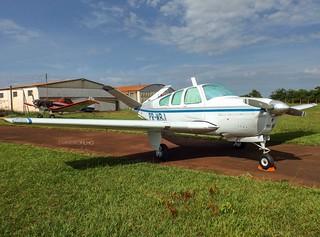 PR-WBJ - Beechcraft Bonanza C35