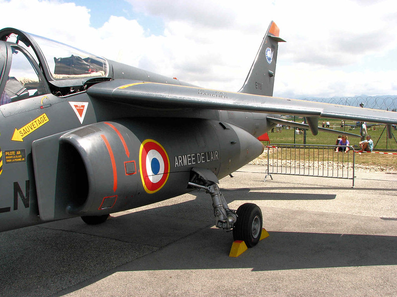 Dornier Alpha Jet Walk Around (4)