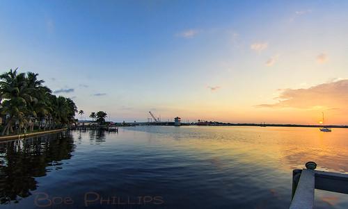 usa gulfofmexico clouds sailboat sunrise florida palmtrees matlacha pineisland pineislandsound