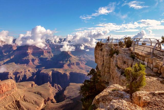 Maricopa Point, Grand Canyon National Park - Arizona